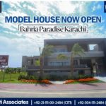 Bahria Paradise Model House is OPEN for Public