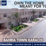 Quaid Villas in Bahria Town Karachi | Builds Spaces with High-Quality Features!