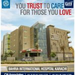 Bahria Town International Hospital Karachi – Providing an Ultimate Healthcare!
