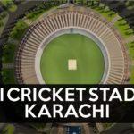 Rafi Cricket Stadium | Bahria Town Karachi