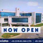 Bahria Town Karachi Maintenance & Services Complex is Now open!