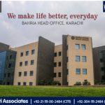 We Make Life Better   Bahria Head Office Karachi