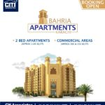 Booking Open Now | Bahria Apartments Karachi