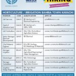 Career Opportunities | Bahria Town Karachi