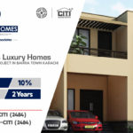 Luxury 'Jakvani Homes' In the heart of Bahria Town Karachi