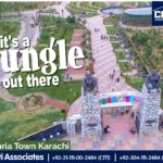 It's a Jungle out there | Bahria Town Karachi