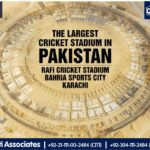 The Largest Cricket Stadium | Bahria Town Karachi