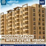 Modernization with Future Vision | Bahria Apartment Karachi