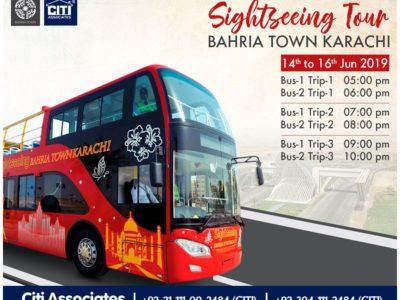 Sightseeing Tour | Bahria Town Karachi