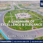 A Landmark of Excellence & Elegance   Bahria Town Karachi