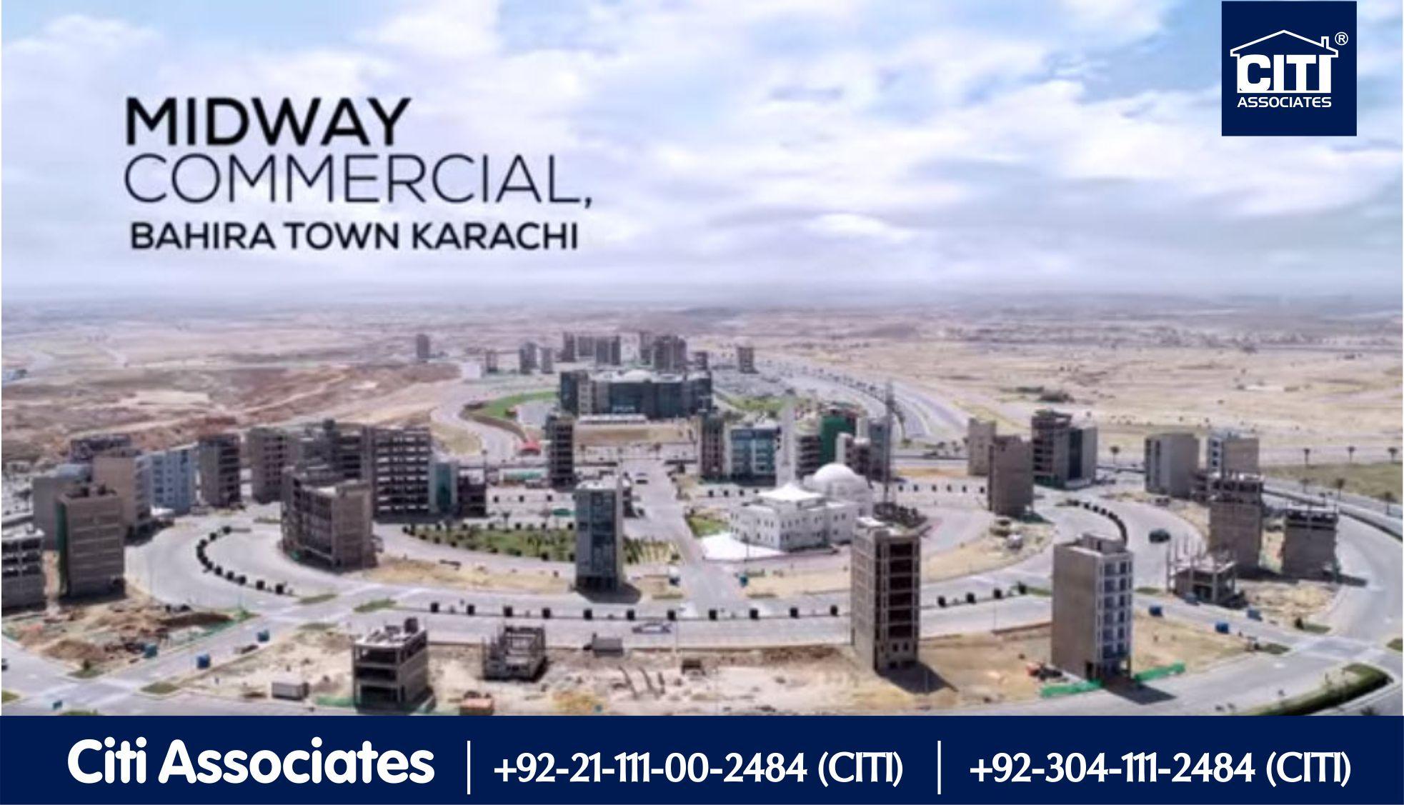 New Horizon in Commercial Sphere | Bahria Town Karachi