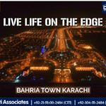 Live Life on the Edge | Bahria Town Karachi