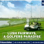 Pakistan's First Night-Lit Golf Course | Bahria Town Karachi