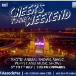 Cheers to the Weekend | Bahria Town Karachi