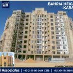 Bahria Heights Karachi is Under Construction