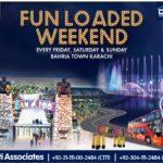 Enjoy the Weekend at Bahria Town Karachi!