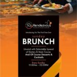 Opportunity for Food Lovers | Rendezvous Brunch | Bahria Town Karachi