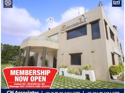 Rendezvous Membership Now Open! Bahria Town Karachi