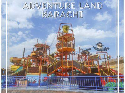 World of Happiness   Bahria Adventure Land Karachi