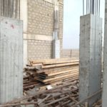Third Floor Columns | Shuttering and Pouring | Jakvani Midway Tower