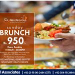 Sunday Brunch with Rendezvous | Bahria Town Karachi