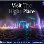Bahria Dancing Fountains Shows till 18th Aug'19 daily | Bahria Town Karachi