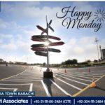 Happy Monday | Bahria Town Karachi