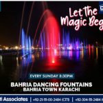 Let the Magic Begins | Magical Bahria Dancing Fountains Karachi