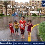 Happy Rainy Weather | Bahria Town Karachi