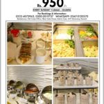 Scrumptious Brunch at Rendezvous Club | Bahria Town Karachi