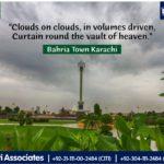 Clouds on Clouds | Bahria Town Karachi
