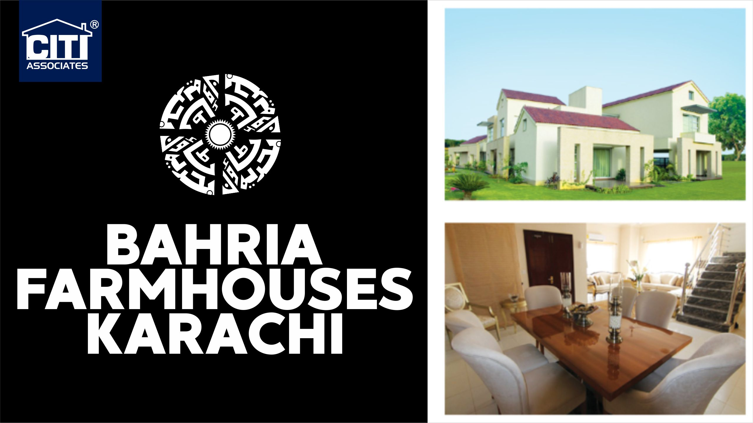 Bahria Farmhouses  |  Luxury Limited Plots  |  Bahria Town Karachi