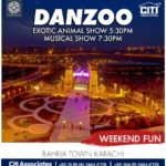 Danzoo | Exotic Animal & Musical Show | Bahria Town Karachi