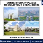Contemporary Places to Build Your Dream Home | Bahria Town Karachi