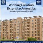 Winning Location, Extensive Amenities | Bahria Apartments Karachi