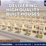 Delivering High Quality Built Houses | Bahria Sports City Karachi