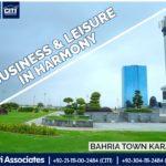 Business & Leisure in Harmony | Bahria Town Karachi