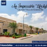 An Impeccable Lifestyle | Quaid Villas Karachi