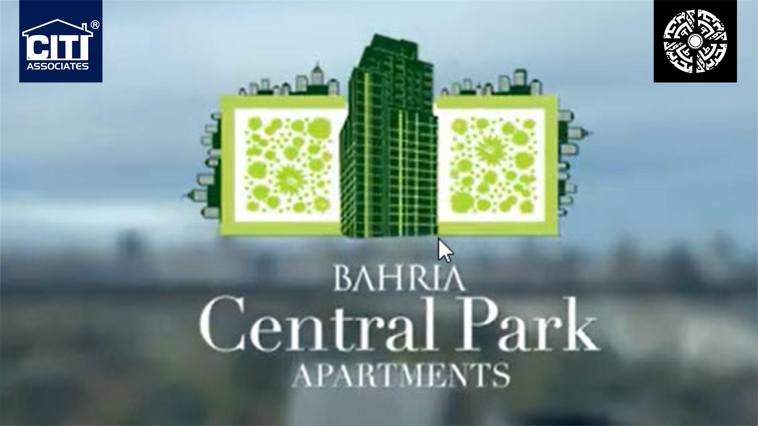 Bahria Central Park Apartments | Bahria Town Karachi