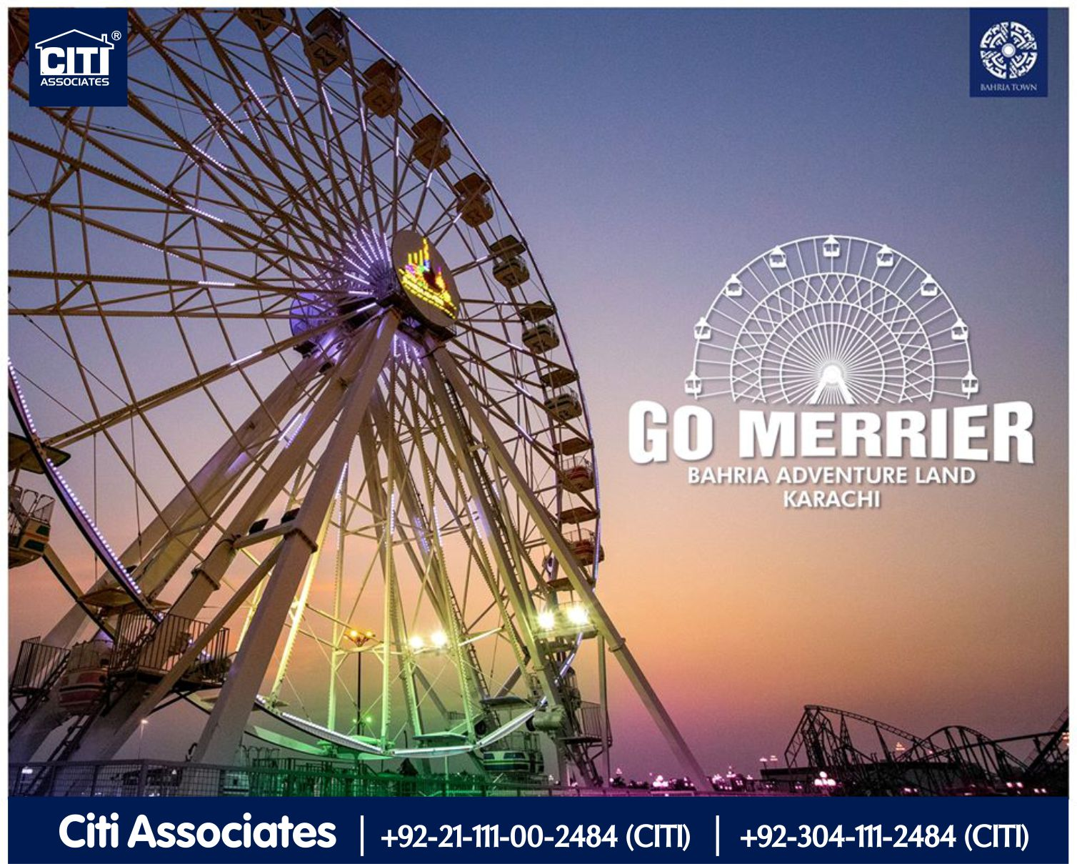 Go Merrier | Bahria Adventure Land Karachi
