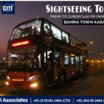 Sightseeing Tour | Friday to Sunday | Bahria Town Karachi