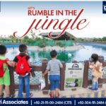 Lets Rumble in the Jungle | Bahria Danzoo Karachi