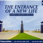 The Entrance of a New Life | Bahria Paradise Karachi