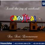 Hottest Destination for Residents | Carnival Area Bahria Town Karachi