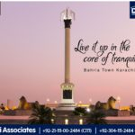 Live it up in the core of Tranquility | Bahria Town Karachi