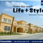 Homes that Match Life + Style | Bahria Sports City Karachi