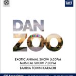 Enjoy Exotic Animal and Musical Show | Bahria Danzoo Karachi