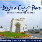 Luxury Living in Pakistan | Bahria Farmhouses Karachi