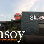 Ginsoy is Now Spreading it's Flavors in Bahria Town Karachi!