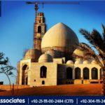 Grand Jamia Masjid Karachi | Bahria Town Karachi